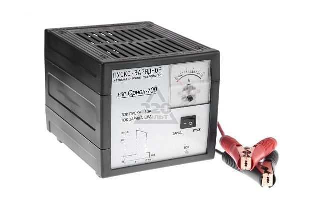 Орион - портативное пуско-зарядное устройство