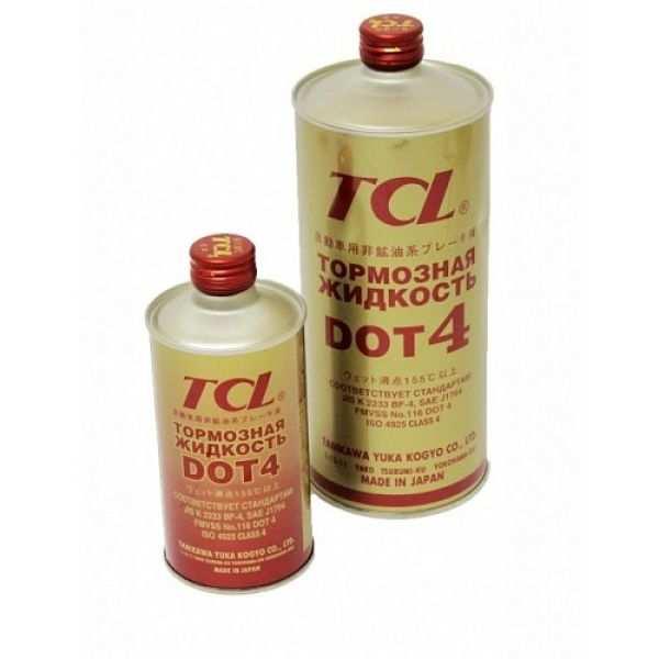 тормозная жидкость TCL