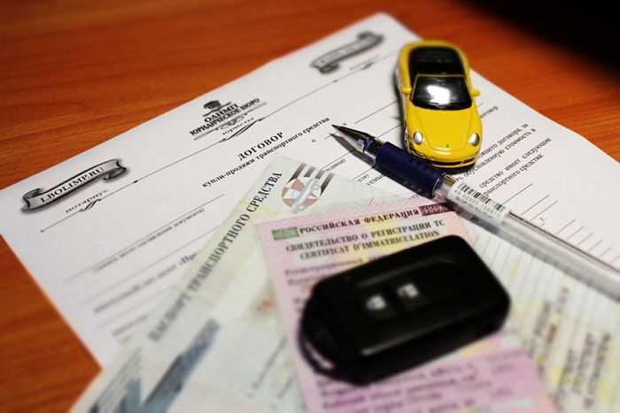 документы для оформления кредита для покупки машины в банке