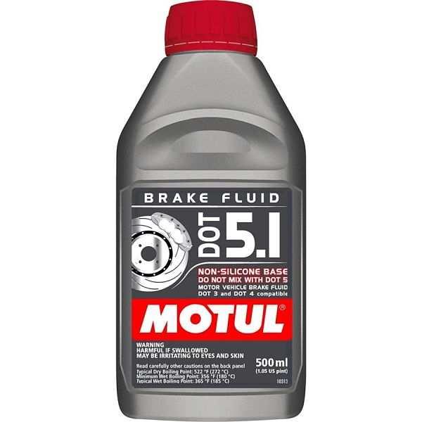 тормозная жидкость MOTUL