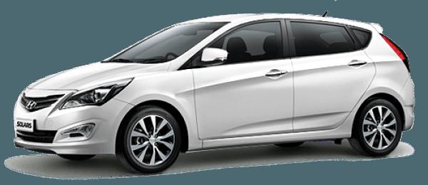 Hyundai Solaris (хэтчбек)