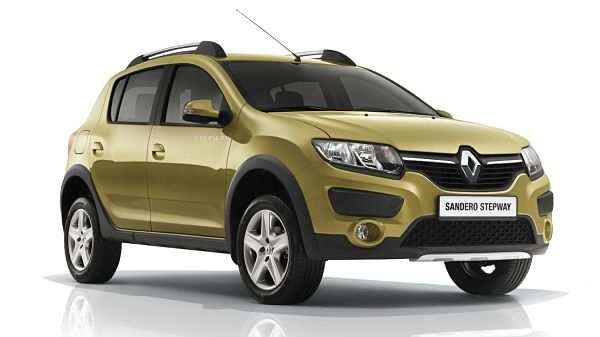 Внешность Renault Sandero