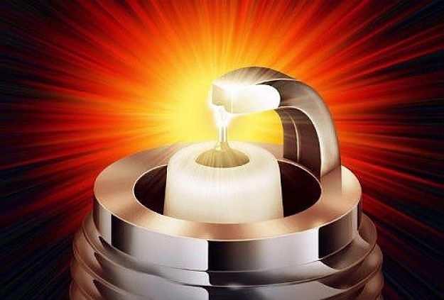 одноэлектродная свеча
