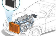 Устройство и принцип работы системы охлаждения двигателя