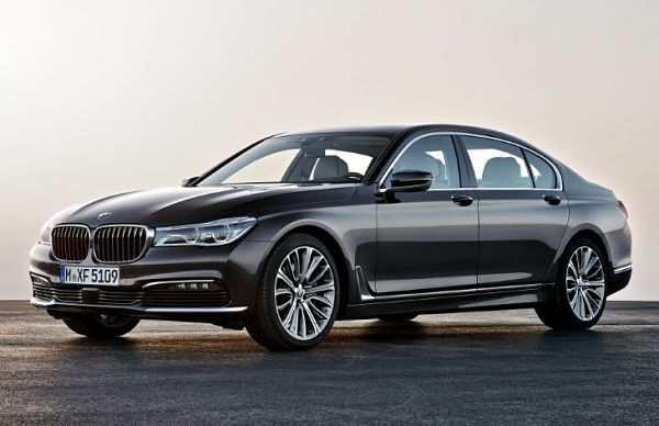 BMW седьмой серии