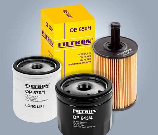 Filtron масляный фильтр