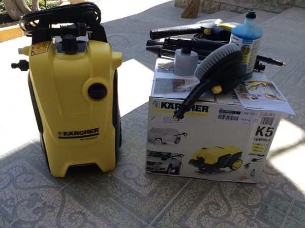 Karcher K 5 Compact