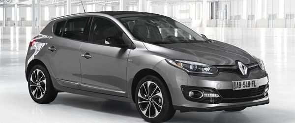 Renault Megane - девятое место