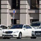 Выбор автомобиля бизнес-класса