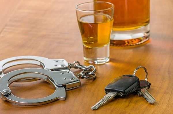 наказание за употребление спиртного за рулем