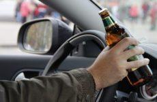 Лишение прав за алкогольное опьянение за рулем в 2018 году