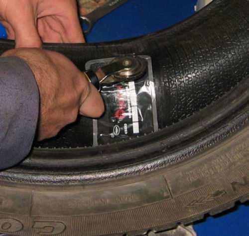 ремонт шины на которой есть грыжа