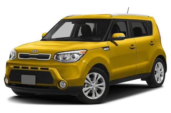 новый Kia Soul за 100000 рублей