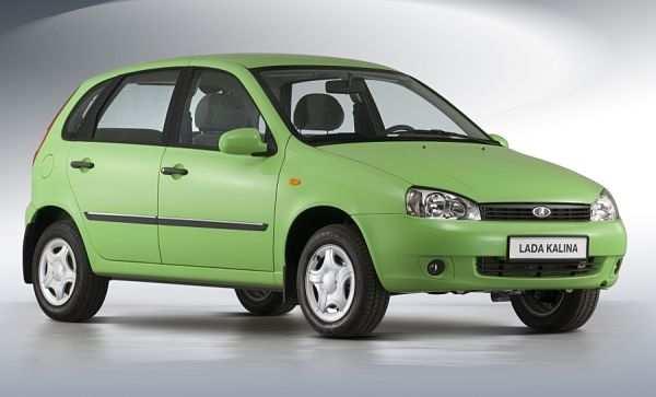 Lada Kalina в комплектации до 500 тысяч