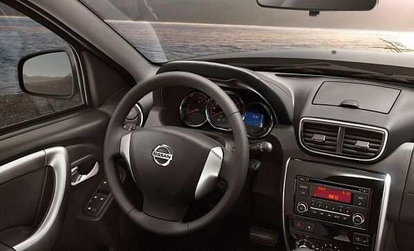 Nissan Terrano дизайн