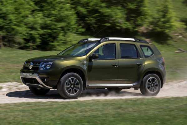 подержанный Renault Duster (2011 - наше время