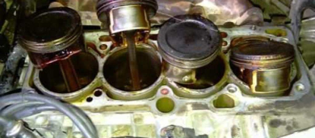 Как сделать раскоксовку двигателя