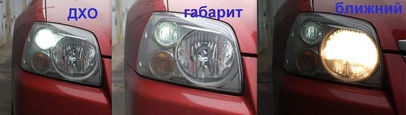 свет авто