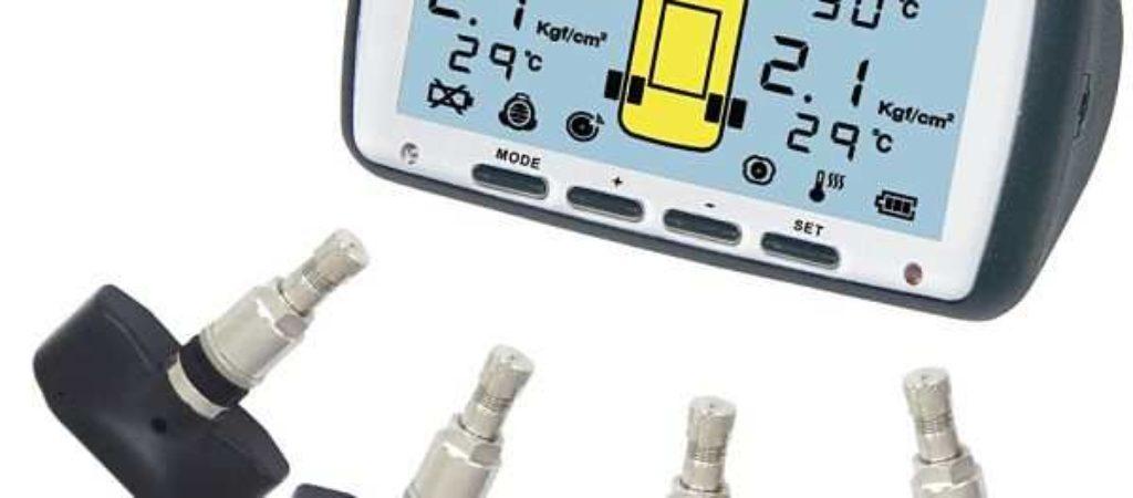 Для чего нужны датчики контроля давления в шинах