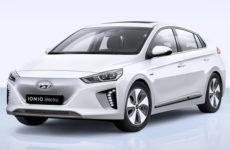 Три версии Hyundai IONIQ