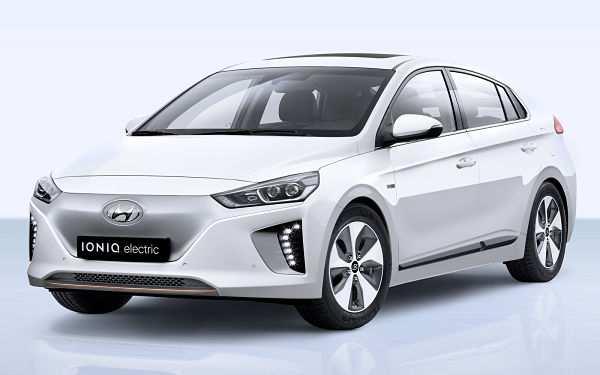 Хэтчбек Hyundai IONIQ