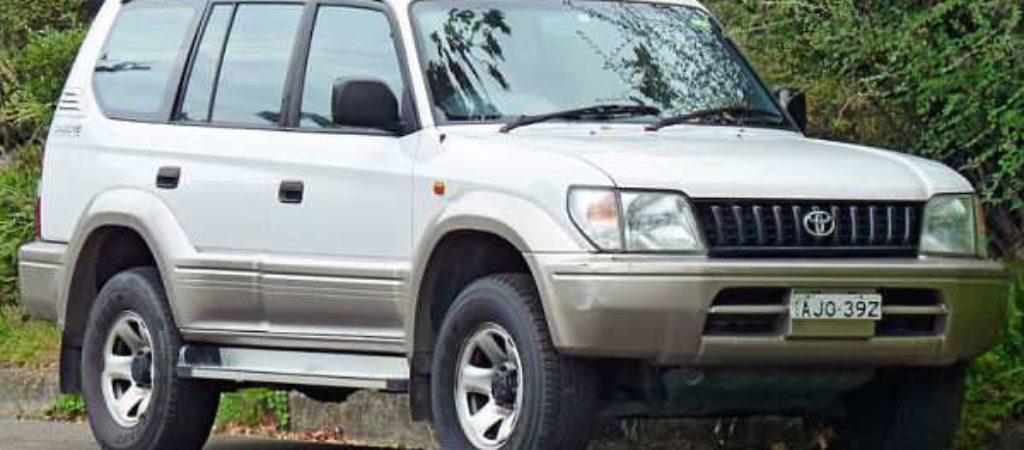 Покупаем подержанный Toyota Land Cruiser Prado третьего поколения
