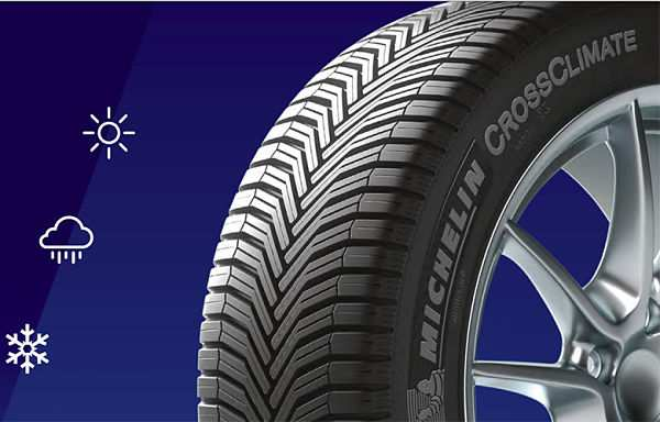 Vsesezonnye shiny Michelin CrossClimate opt - Что означает всесезонная шина