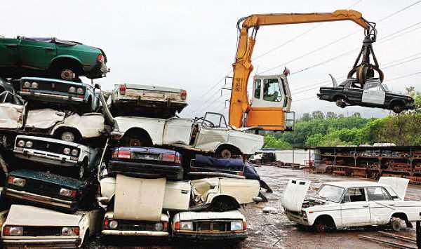 как действует утилизация автомобиля