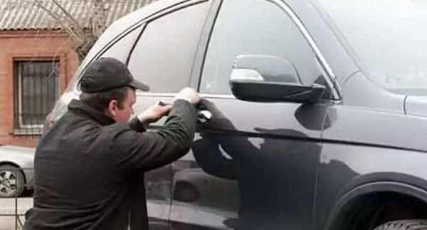 что делать если потерял ключ от машины