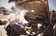 Причины и последствия перегрева двигателя