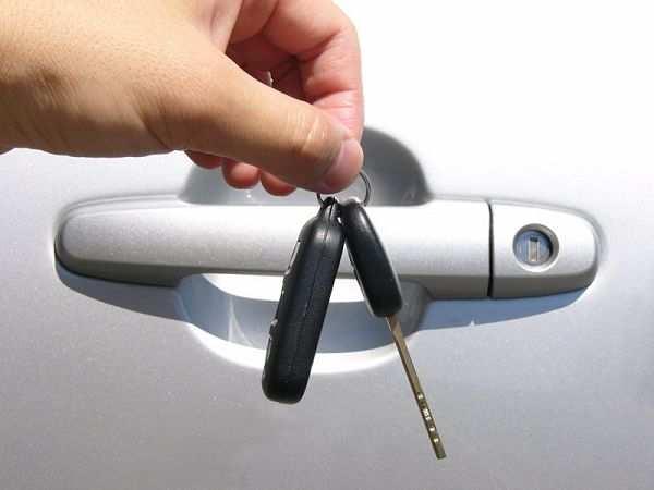потерял ключи от машмны