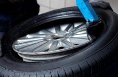Как разбортировать колесо автомобиля