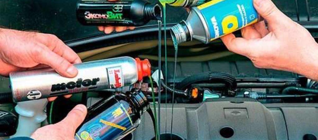 Какие присадки в масло для двигателя стоит покупать?