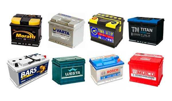 Аккумуляторы для Легкового и Грузового автотранспорта
