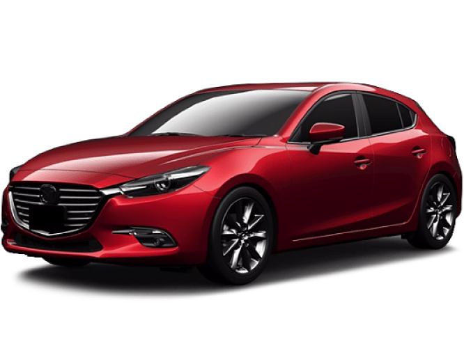 хетчбек Mazda 3