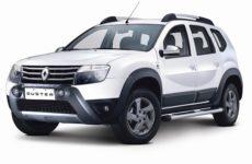 Nissan Terrano 2017 года в сравнение с конкурентами