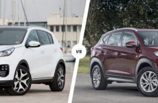 Что выбрать: Hyundai Tucson и Kia Sportage?