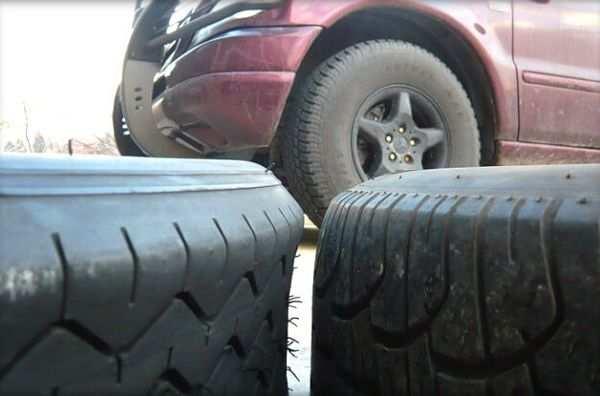 разные шины