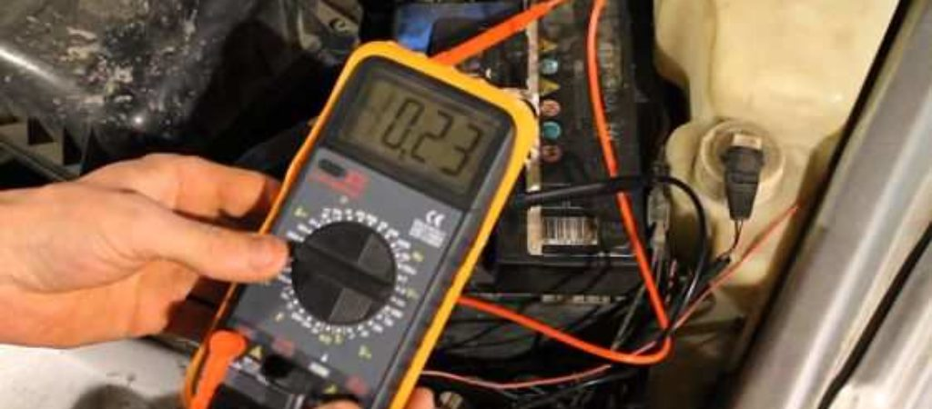 Диагностика и устранение утечки тока в автомобиле