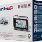 Обзор автосигнализации Старлайн А93