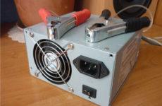 Делаем самостоятельно зарядные устройства для автомобильного аккумулятора