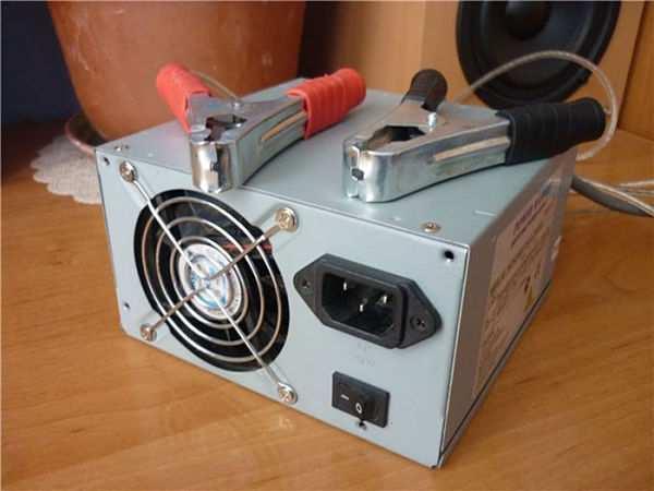 Как сделать зарядное устройство для батареек своими 550