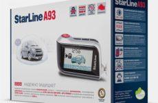 Автозапуск Старлайн А93: полное описание