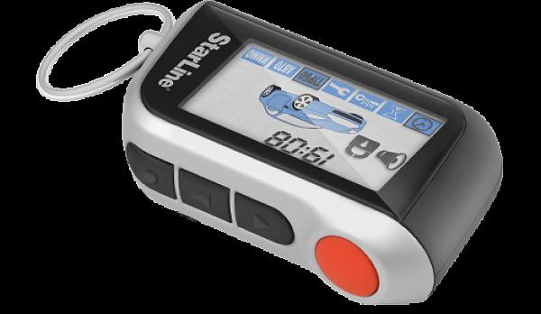 Брелок StarLine A93 с тремя кнопками