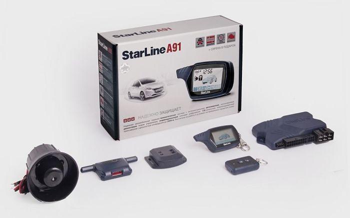 starline A 91