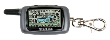 StarLine A8, A9