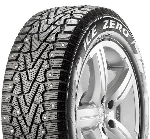 Winter Ice Zero ot Pirelli opt - Тест нешипованной резины для кроссоверов