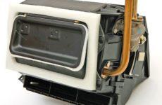 Схема и особенности печки ВАЗ 2107