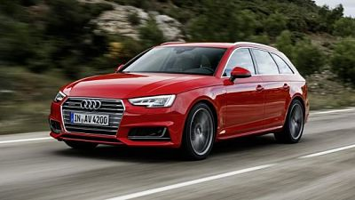 Audi A 4 Avant