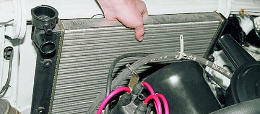 Как отремонтировать или полностью заменить печку ВАЗ-2107